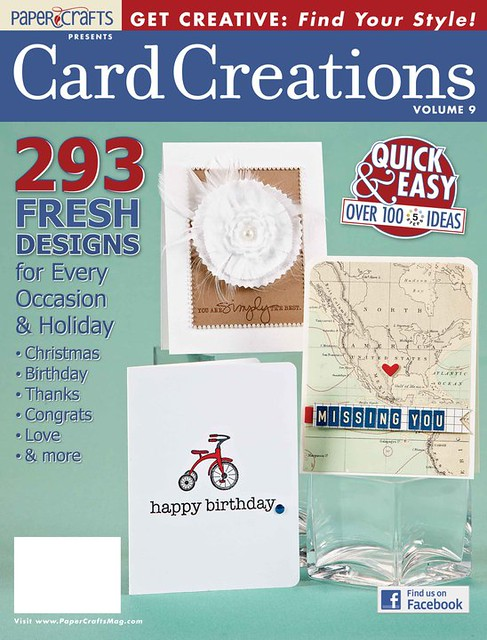 Card Creations, Volume 9