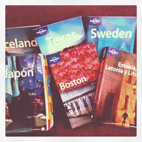 Opciones para las próximas vacaciones. Decidiendo dónde ir (@luisete @minibicho)
