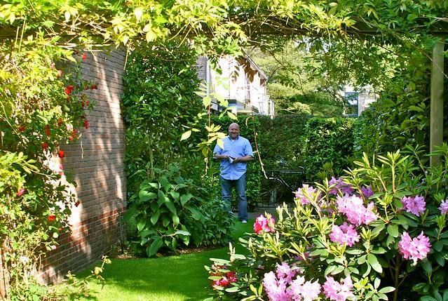 Seth in the Garden