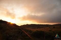 Sunset - Horton Plains