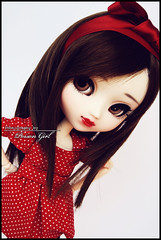 ~ Custom Pullip for Angie Kuroinatsu ~ (-Poison Girl-) Tags: new brown girl hair eyes doll dolls handmade makeup angie wig groove pullip poison custom pullips poisongirl faceup eyechips junplanning rewigged pullipcustom rechipped kuroinatsu