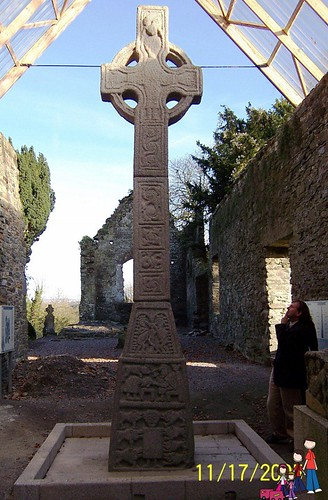 Moone High Cross, Ireland