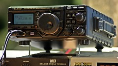 the FT-897D in the field (smortaus) Tags: by radio photography this town is photo d manly australian ham f nsw myphotos uhf vhf hf ft897 myimages australianimages ft897d photosfromaustralia australiabest danielfhayes1962nswaustralia photosbydannyhayescopyright2013nswaustralia australianswphotos hayes1962home