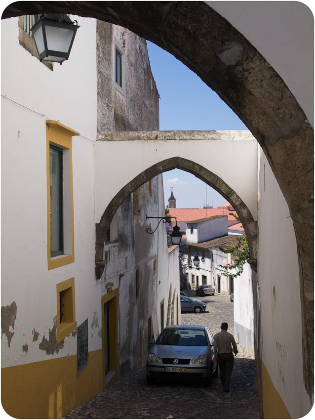 Rue d'Évora