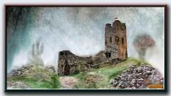"""All estaba entre la niebla """" El castillo"""" (enjoy_fotos) Tags: canon amadeu sx30is enjoyfotos"""