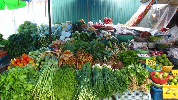 Prah Pradaeng Market