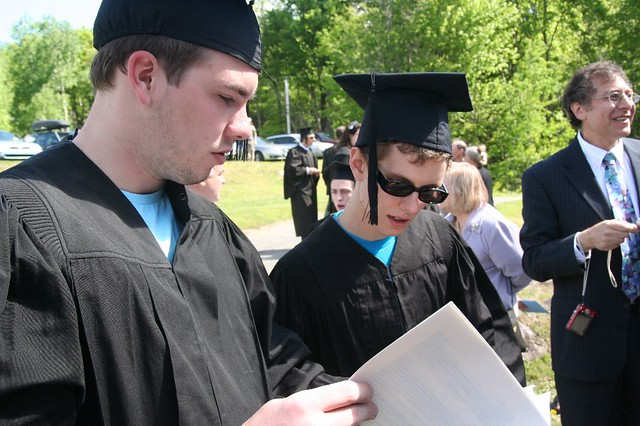 Grads Look at Papers