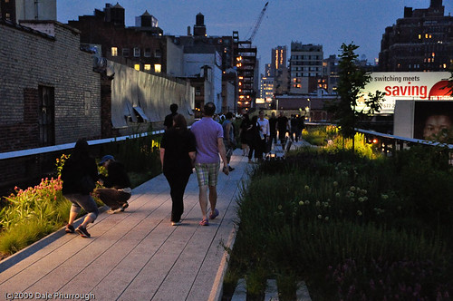 The High Line (by: Dale Phurrough, creative commons license)