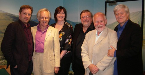 'Quote... Unquote...' Ardal O'Hanlon, Nigel Rees (Chairman), Shelagh Fogarty, Brian Sibley, Peter Jefferson (Reader & Announcer) and Martin Jarvis