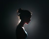 Fade and then return. (Melania Brescia) Tags: light dark hair return fade dust brescia