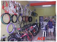 Alamat Toko Sepeda