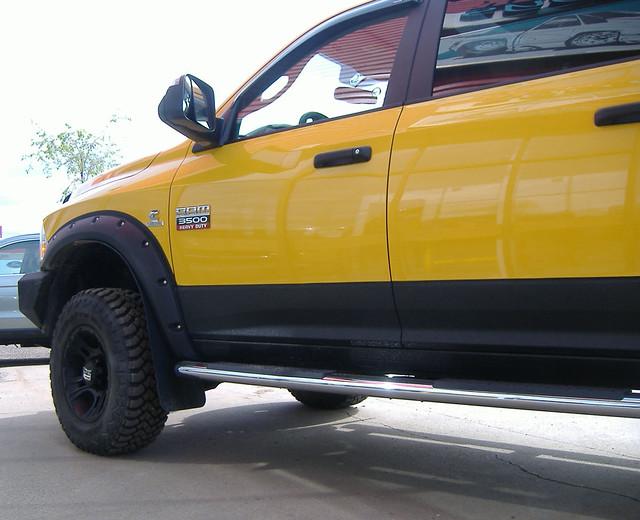 truck long box parts cab crew dodge hd custom 3500 2011