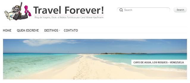 Travel Forever - Carol