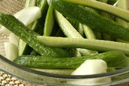 Old New Brunswick Kitchens' Bread and Butter Pickles