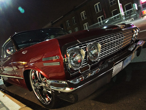 Yonge Street Saturday night Impala chrome - #175/365 by PJMixer