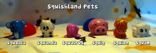 Sqwishland Pets