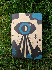 Make Your Own: Goddess of the Hunt (scoutbooks) Tags: notebook book graphicdesign creative sketchbook portlandoregon printmedia sustainable recycledpaper pantone chipboard makeyourown offsetprinting soyink greendesign creativedesign pinballpublishing saddlestitch pocketnotebook greenprinting scoutbook ecofriendlyprinting pocketperfect offsetprintshop printingmadefun printitem spotcolorprinting custompocketnotebook sustainableprinting pantonesoyinks perfectpocketnotebook