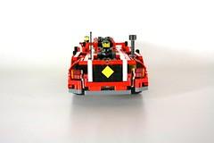 UMC, Undergrond Mining Crane (Dirk Klijn) Tags: lego crane mining technic