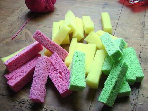 Sponge balls Pic 2