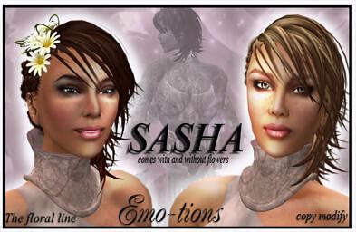 SASHAhair