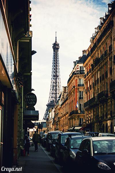 2016.10.09 ▐ 看我的歐行腿▐ 艾菲爾鐵塔,五個視角看法國巴黎市的這仙燈塔 20