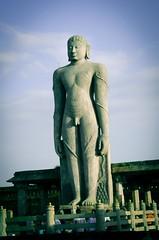 Shri Bhagwan Bahubali Digambar Jain Statue, Karkala tq, Udupi Dist (shashikanth_shetty) Tags: bhagwan bahubali digambar jain statue udupi karkala gomateshwara