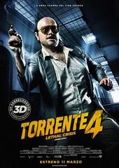 Torrente 4 poster