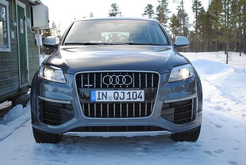 Audi Q7 V12 500HK 1000NM
