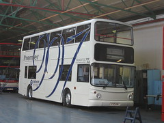 V317KGW - TWM 997 Branded! (NOA 462X) Tags: travel bus london buses paintshop dennis walsall trident twm wmt