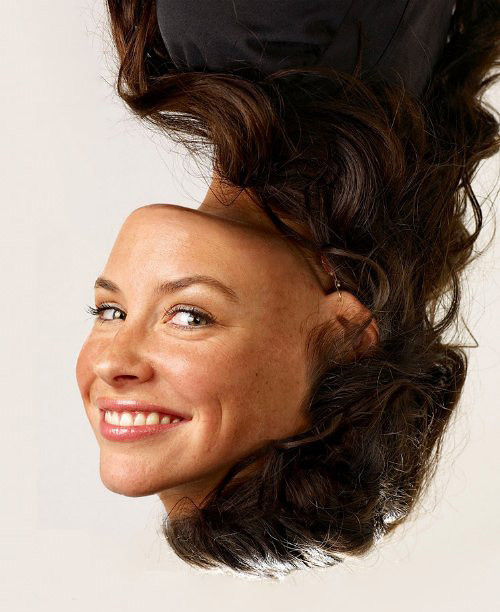 Cara al Reves Evangeline Lilly by Aeromental-2