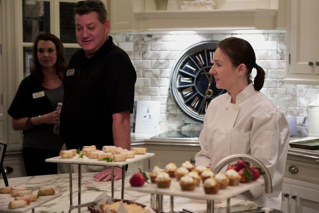Chef Rebecca Osborn