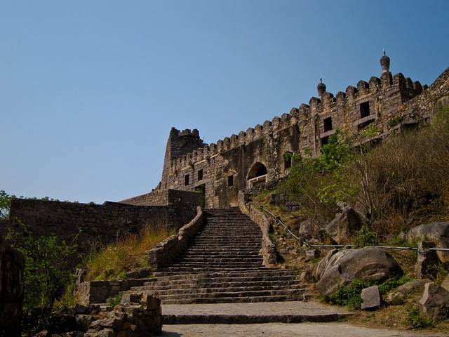 Hyderabad 159 - Golconda Fort by Ben Beiske
