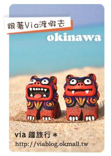 【沖繩自由行】Via帶你玩沖繩~來趟浪漫的初春沖繩旅〈行程篇〉27