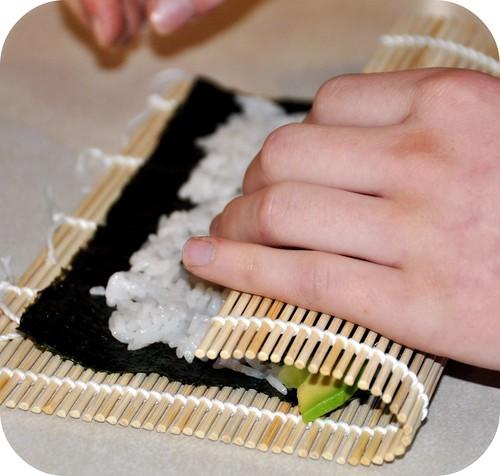 Rolling Sushi