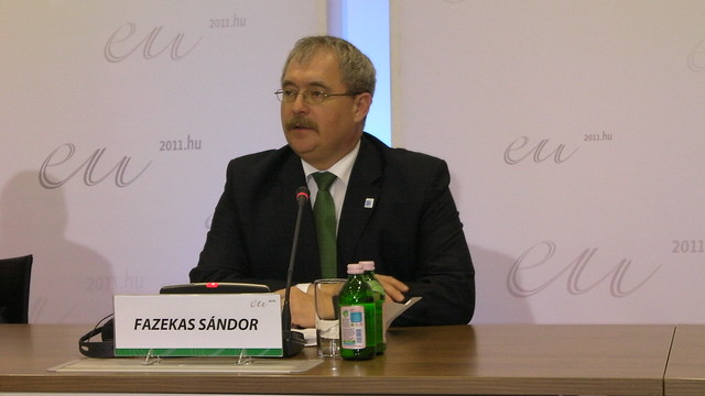 Minister Fazekas