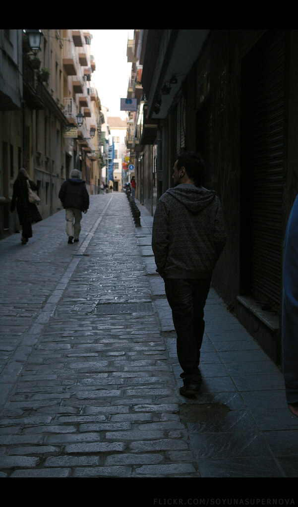Buddy en Granada.