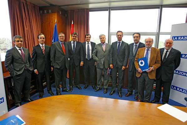 Mesa de debate La Razón 29.03.11
