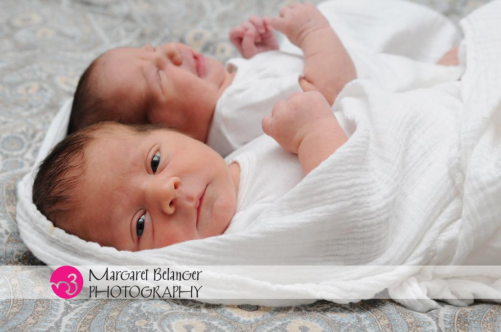 M & M, newborn session