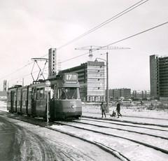 Amsterdam GVB 640 / 1964 (Bou46) Tags: amsterdam trolley tram streetcar strassenbahn gvb tramways gvbamsterdam beijnes