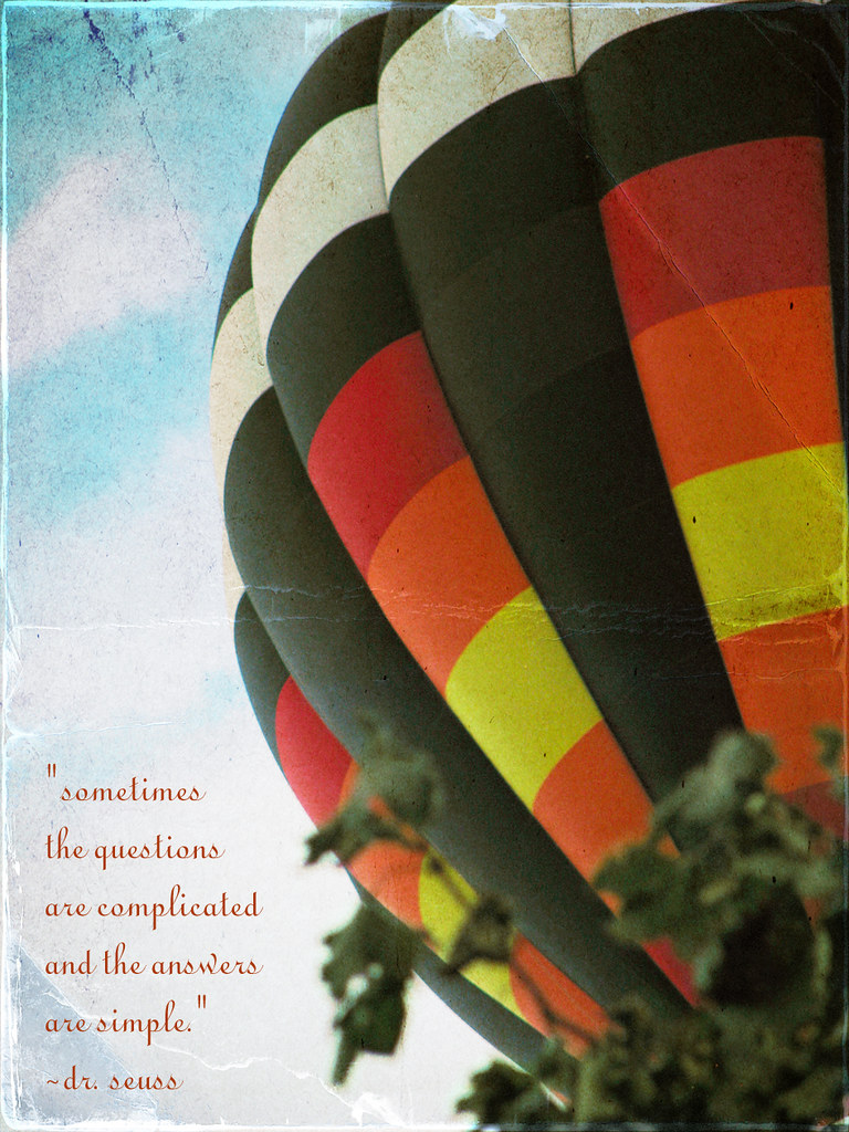 hot air balloon {3}