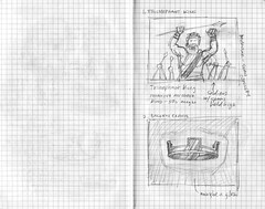 Idea to Interface: Pencil Concepts: Page 5-6