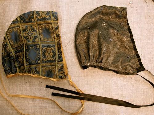 12th Century Spanish Men's Coifs