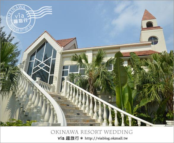 【沖繩教堂】沖繩美麗教堂之旅~Aquagrace、Aqualuce、Coralvita教堂31
