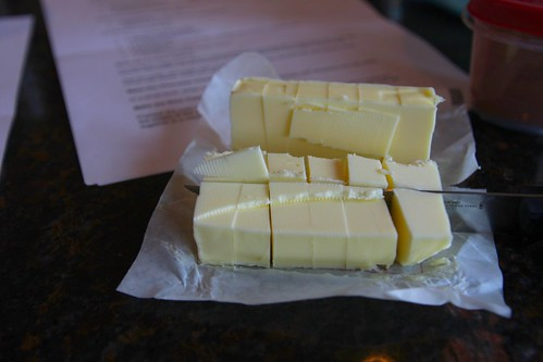 butter for coffee cake!
