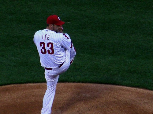 Cliff Lee week 10 two start pitcher
