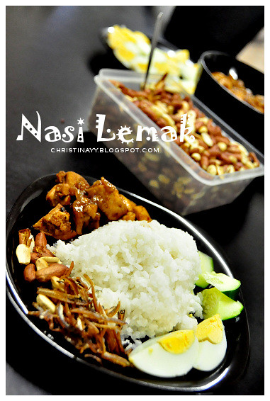 Home-Cook Nasi Lemak