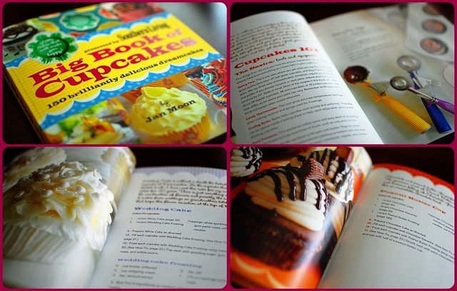 Big Book of Cupcakes Collage