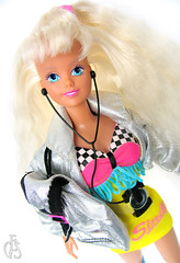 Hasbro 1991 Hot Blades Sindy (GES_dolls) Tags: hasbro sindy