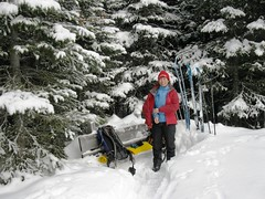 IMG_4849 (tertils) Tags: winter snow canada skiing zima xcountry xcountryskiing snieg