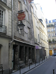 MM - Histoire : Chez Nicolas Flamel